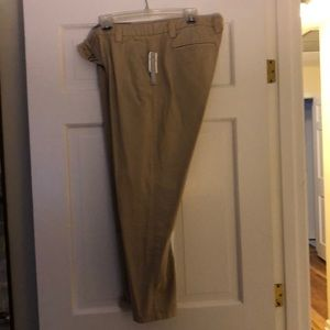 Khaki beige gap pants never worn